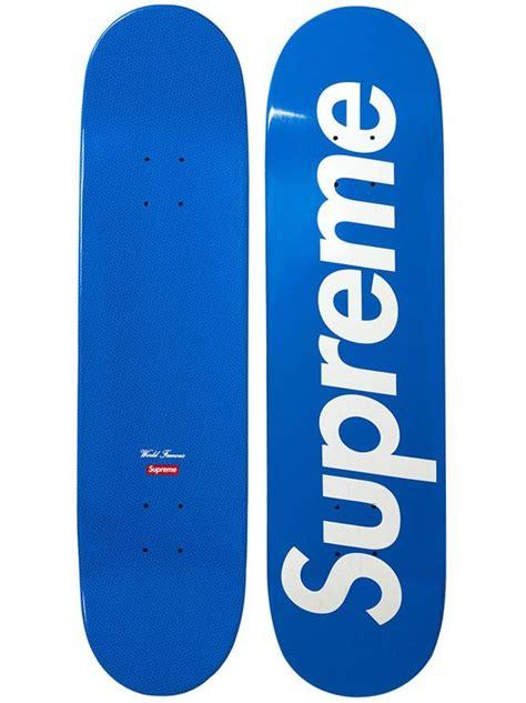 supreme skate supreme logo skateboards hypebeast
