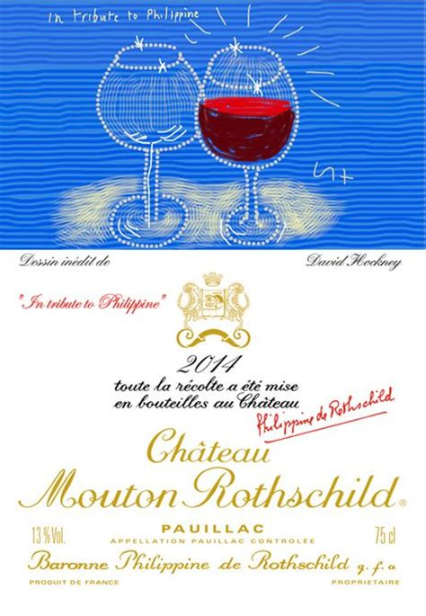 ch 226 teau mouton rothschild the labels room david hockney ch 226 teau mouton rothschild