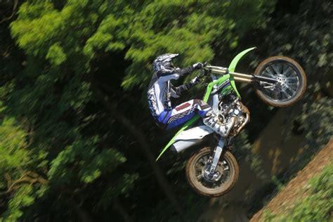 Motorrad Richtig Schalten by Kawasaki Kx450f 2012 Testbericht