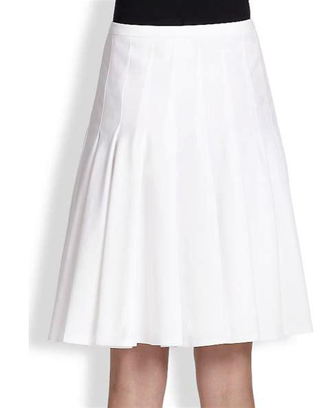 white cotton skirt dress ala