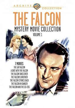 white detective connors volume 1 books the falcon mystery collection volume 1 3 disc dvd