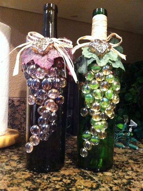 ideas    recycle  glass bottles cleverly