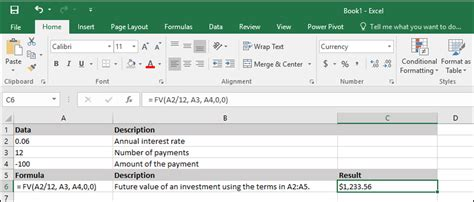 quickbooks tutorial for lawyers the fv function excel for lawyers tutorial