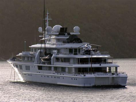 yacht tatoosh layout tatoosh yacht nobiskrug superyacht times