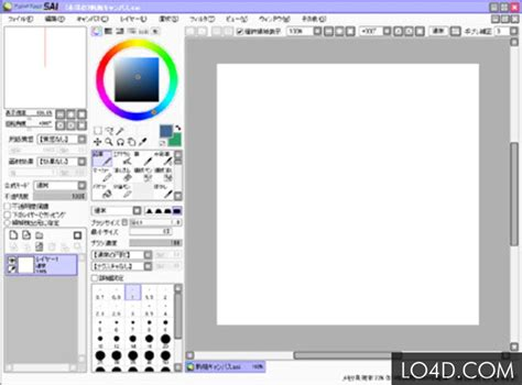 tool sai painttool sai screenshots