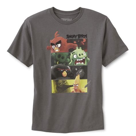 Tshirt Angry Brids 2 angry birds boy s graphic t shirt