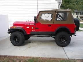 1988 Jeep Wrangler Soft Top Rage 1988 1995 Jeep Wrangler Spice Soft Top
