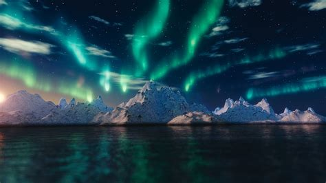 Nothern Lights by Free Photo Northern Lights Borealis Free Image