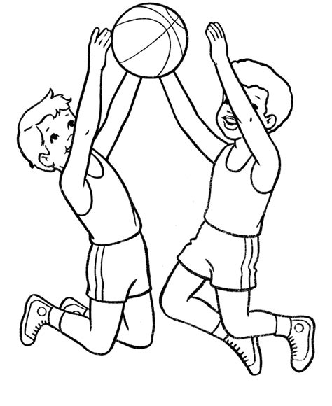 Free Printable Sports Coloring Pages For Kids Sports Coloring Page