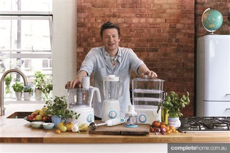 Jamie At Home Kitchen Design | in the kitchen with jamie oliver completehome