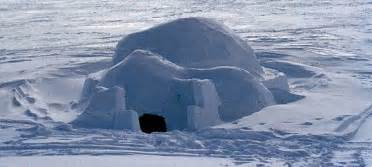 Inuit Crafts For Kids - inuit indian igloos