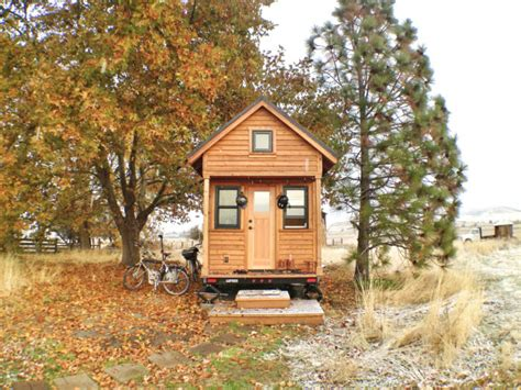 Arizona Tiny House by Tiny Houses Get A Leg Up In Arizona Fine Homebuilding
