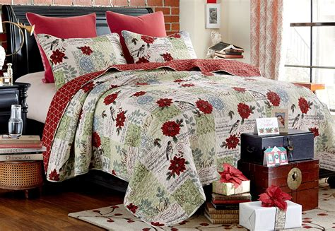 king size christmas bedding sets for ideas holiday of