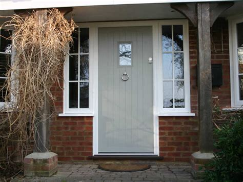 Cottage Style Front Doors Front Doors Thames Valley Windows