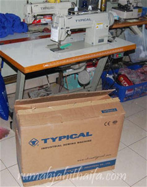 Mesin Obras Typical mesin jahit rumah jahit haifa part 2
