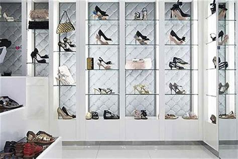 shoe boutique shoe store garden in melbourne commercial interior