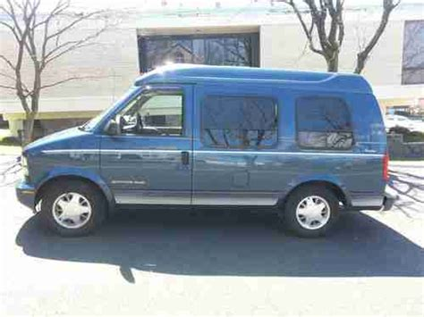 2002 chevy astro and gmc safari van shop manual set repair service minivan ebay sell used 2002 gmc safari astro van all wheel drive conversion custom high top rv cer in