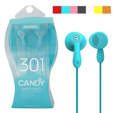 Original Remax Earphone 575 Pro Blue original remax wired earphone rm 301 black blue pink white yellow