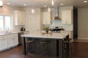 White Stained Cabinet Kitchen The Best Of White Cabinets Interiors