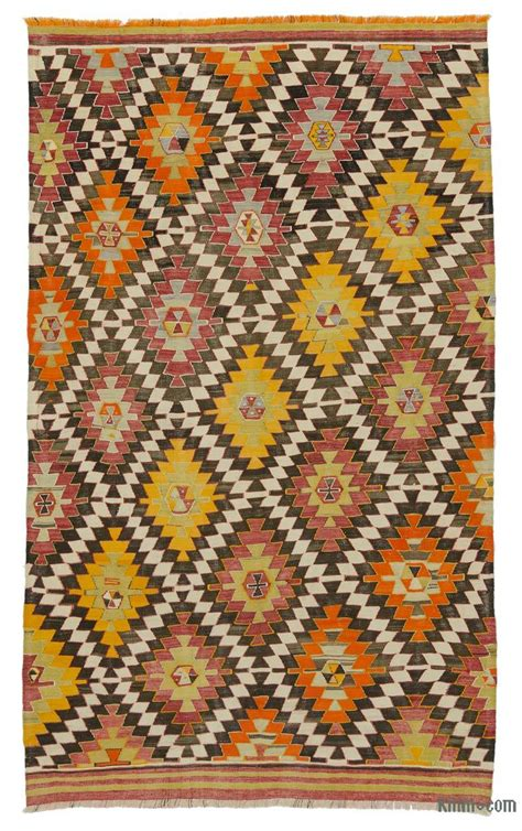 k0020024 vintage afyon kilim rug kilim rugs overdyed