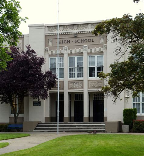 Or High School Central Medford High School
