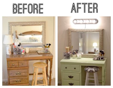 Diy Makeup Desk Diy Reving Your Desk Or Makeup Vanity By Jackie