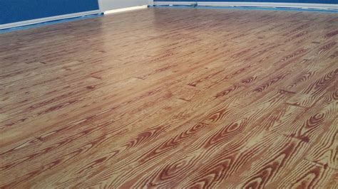Different Painting Plywood Floors to Look Like Hardwood
