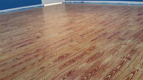 Different Painting Plywood Floors to Look Like Hardwood