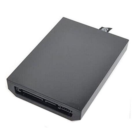 Hardisk Xbox 360 Slim disk xbox 360 slim hdd 120gb black storage device easy install gamer ebay