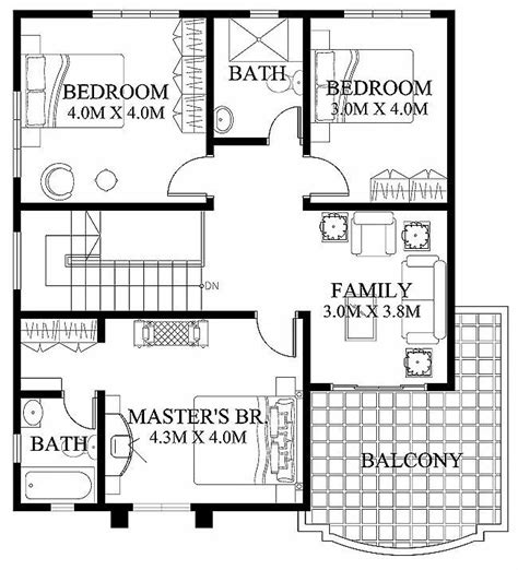 house design with floor plan in philippines 35 best philippine houses images on pinterest
