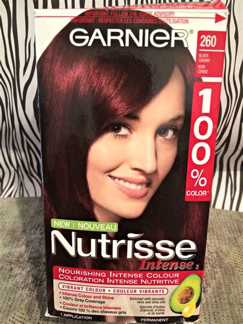 garnier nutrisse nourishing colour hair color