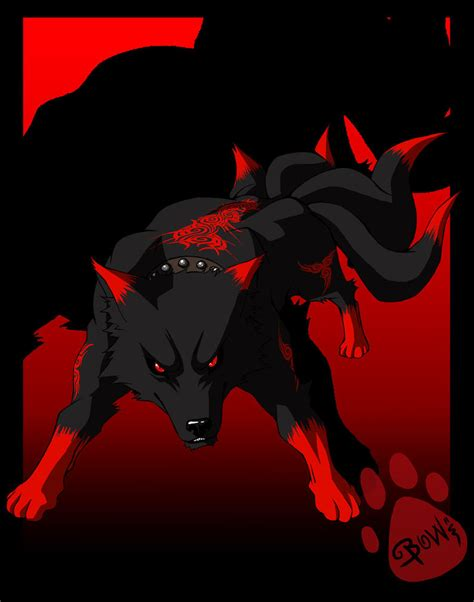 Mr Color 2 Black By Ota Heaven hell hound by mrbowater on deviantart