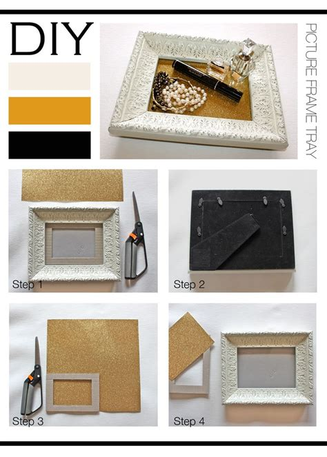 Diy Tray 17 best ideas about picture frame tray on pinterest