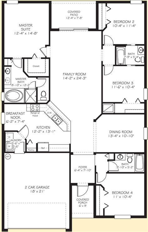 lennar townhome floor plans lennar townhomes floor plans