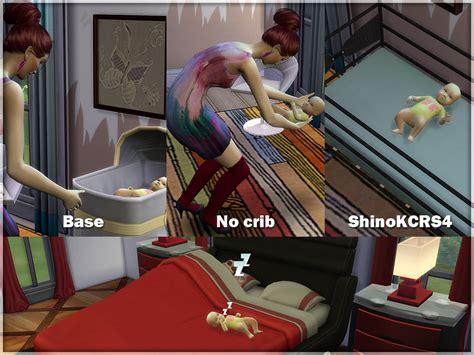 New Born Crib by Sims Studio Baby And Crib