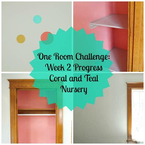 One Room Challenge 2016 by One Room Challenge The Nursery Week 2 Progress