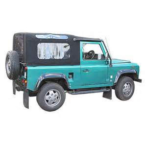 exmoor trim sv for land rover defender 90 50th