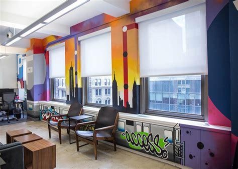 office mural  precision    nyc graffiti usa