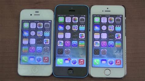 e iphone 5s iphone 5s vs 5c vs 4s design speeds more