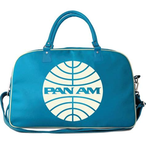 Pan Am Bags Or Not by Pan Am 48 Hour Airline Bag In Turquoise