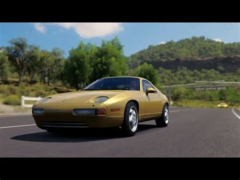 forza horizon 3 1993 porsche 928 gts gameplay youtube forza horizon 3 1993 porsche 928 gts gameplay youtube