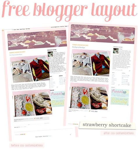 blog layout design free delectable blog layouts from puglypixel com she also has