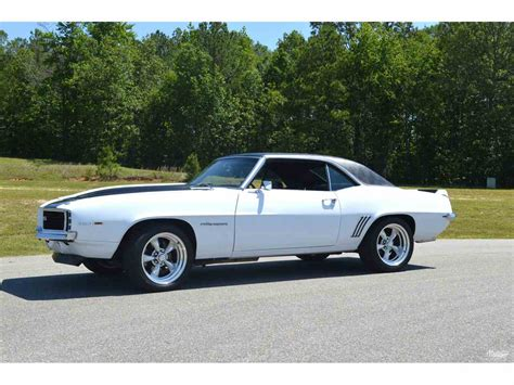 camaro for sale in 1969 chevrolet camaro rs for sale classiccars cc