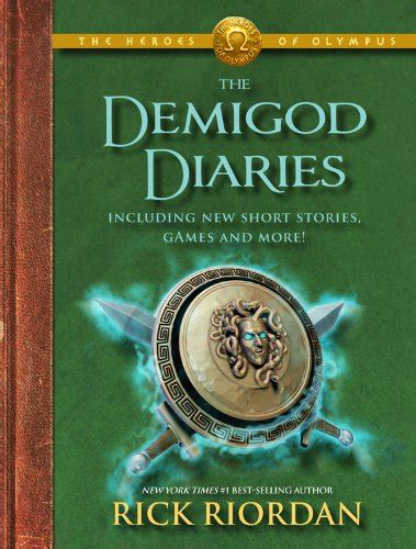 1423163001 the heroes of olympus the the demigod diaries the heroes of olympus