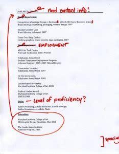 embellish resume resume ideas