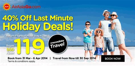 late deals last minute holidays singapore offers offers sales deals discounts fairs