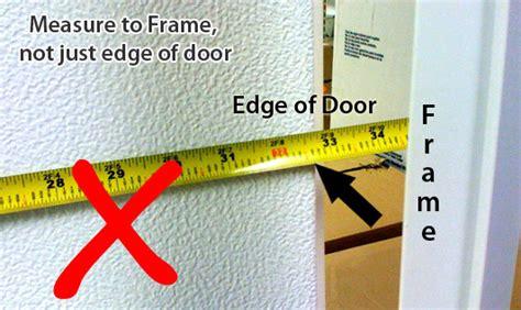 How To Measure Exterior Door How To Measure A Mobile Home Door