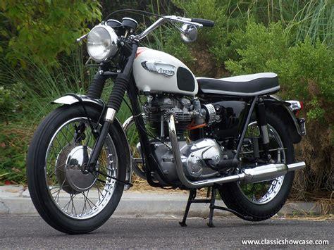 Triumph Motorrad Classic by 1966 Triumph Motorcycles Bonneville T120r By Classic Showcase