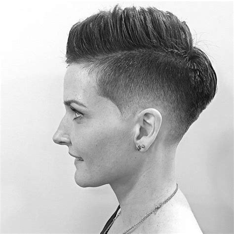 fade stlyes for women women fade haircuts pinterest hairs picture gallery