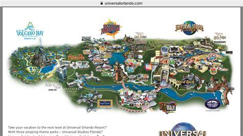 printable maps universal studios orlando universal orlando resort map themeparkhipster